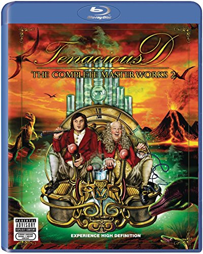 Tenacious D - The Complete Masterworks 2 [Blu-ray]