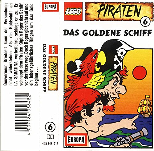 LEGO Piraten - #6 - Das goldene Schiff