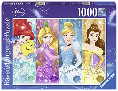 Ravensburger Disney Princess–Dare to Dream, Spielset Puzzle, 1000Einzelteile