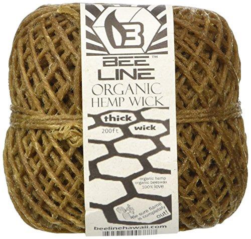 cuerda-de-encender-100-organica-bee-linetm-thickwick-61m