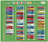 Fiesta Crafts 43 x 38 cm X-Large Magnetic Football Table