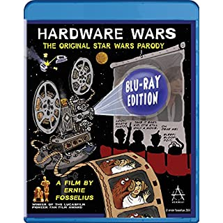 Hardware Wars [Blu-ray]