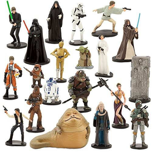 Disney - Star Wars - Mega Figuren Set - 20 teilig
