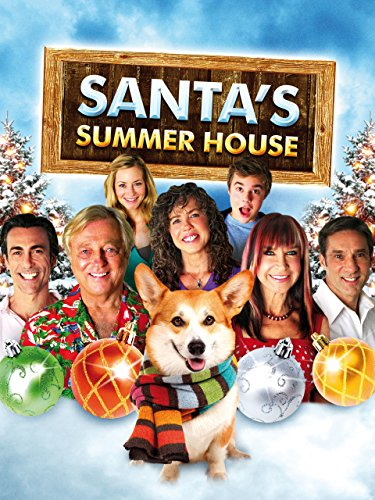 Santa's Summer House Cover