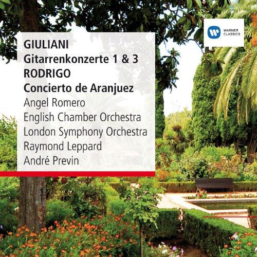 Giuliani: Gitarrenkonzerte Nos. 1 & 3 - Rodrigo: Concierto de Aranjuez