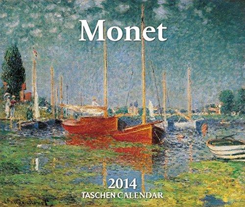 14 Monet (Taschen Tear-off Calendars)