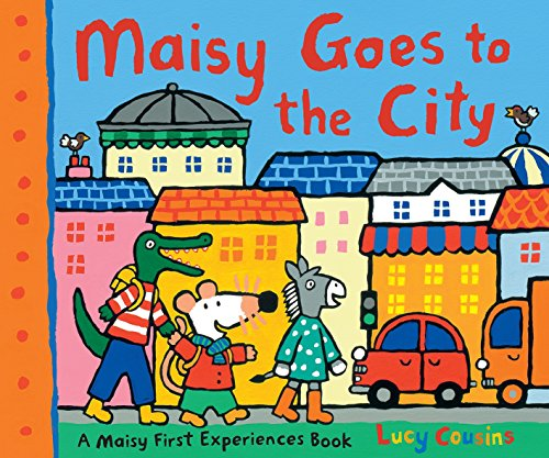 Maisy Goes to the City por Lucy Cousins