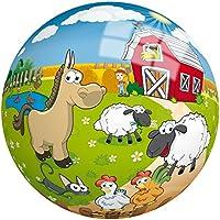 John 50299 - Buntball Bauernhof, 9 Zoll