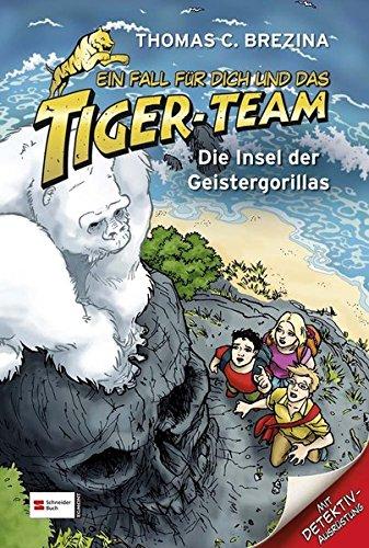 Preisvergleich Produktbild Ein Fall für dich und das Tiger-Team,  Band 39: Die Insel der Geistergorillas