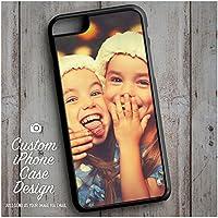 Personalised Custom Photo Rubber Case Phone Cover iPhone 4, 5/5s, 5C, 6/6s, 6/6s PLUS, 7, 7 PLUS