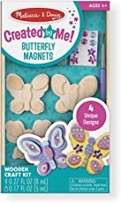 Wooden Butterfly Magnets - Dyo: Arts & Crafts - Kits