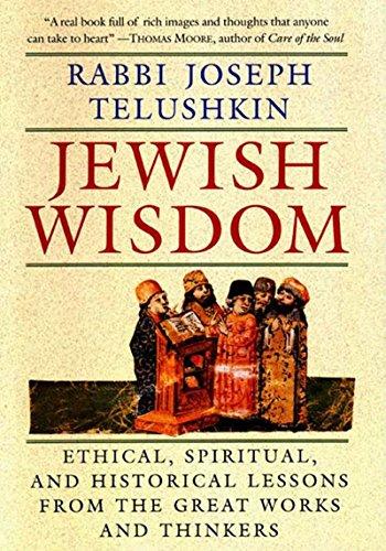 Jewish Wisdom (English Edition)