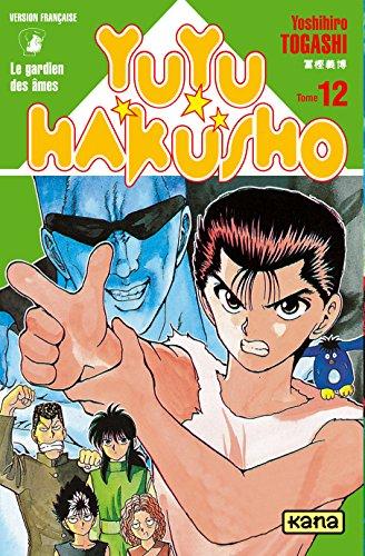 Yuyu Hakusho : Le Gardien des âmes, tome 12 par Yoshihiro Togashi