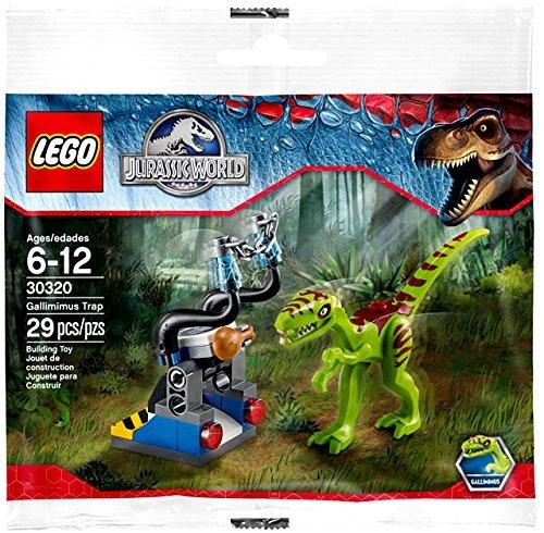 Preisvergleich Produktbild Lego Jurassic World - 30320 - Dino Trap