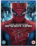 The Amazing Spider-Man (Blu-ray 3D + UV Copy) [2012] [Region Free]