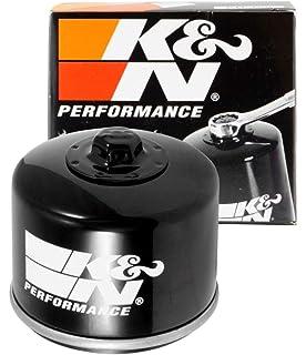 /Ölfilter K/&N KN303 f/ür Kawasaki ER-6F 650 E