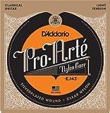 D'Addario EJ43 Pro-Arte Light  (.0275-.042) Classical Guitar Strings