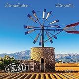 Windmills/Windmühlen 2019: Kalender 2019 (Artwork Edition)