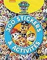 Paw Patrol-La Pat' Patrouille - 300 stickers et activités de Hachette Jeunesse