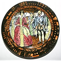 Vintage Royal Doulton Old Morton 1589Regina Elisabetta, n. 15