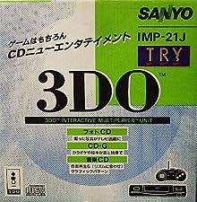 TRY 3DO (IMP-21J)本体 【3DO】