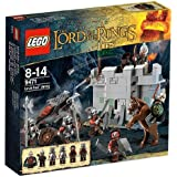 Lego The Lord Of The Ring TM - 9471 - Jeu de Construction - l'Armée Uruk-Hai TM