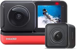 Insta360 One R Twin Edition Dual Objektiv Anti Shake Sport Action Kamera Kamera