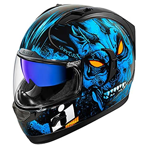 Icon Alliance GT Helmet Horror XL