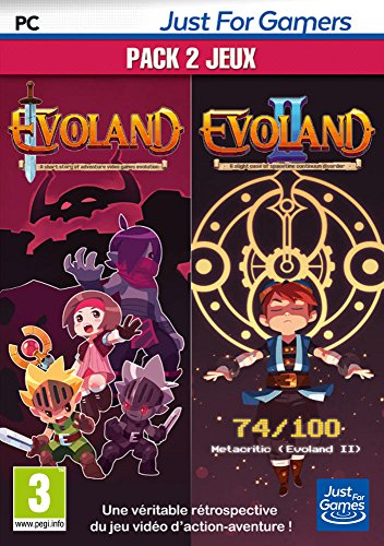 Evoland 1 et 2