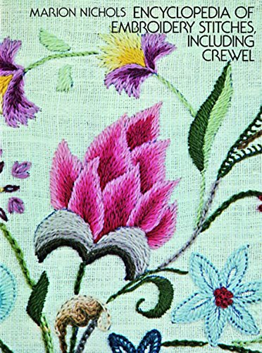 Encyclopedia of Embroidery Stitches, Including Crewel (Dover Embroidery, Needlepoint) (English Edition) -