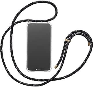 TPU Pour iPhone Samsung Huawei /Étui pour t/él/éphone portable avec cordon Urban Noir iPhone 6//S Knok Case /Étui pour t/él/éphone portable avec dragonne
