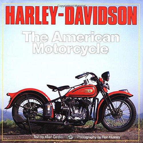 Harley Davidson: the American Motorcycle por Allan Girdler