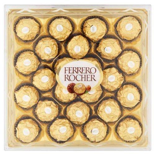 Preisvergleich Produktbild Ferrero Rocher 24 Pieces 300g by Ferrero Rocher