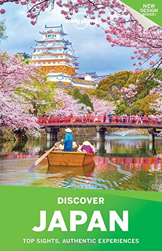 Discover Japan (Travel Guide) por Lonely Planet