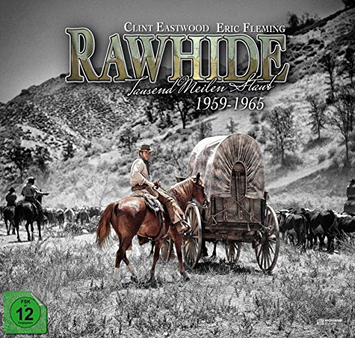 Tausend Meilen Staub - Die komplette Serie (1 Blu-ray + 59 DVDs)