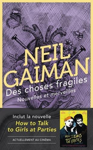 Des choses fragiles : Nouvelles et merveilles par Neil Gaiman