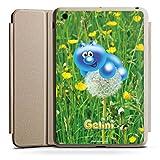 Apple iPad mini 4 Smart Case Hülle Tasche mit Ständer Smart Cover Gelini Gummibärchen Pusteblume