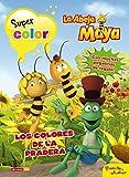 La Abeja Maya. SuperColor Los colores de la pradera (La Abeja Maya 3D)