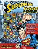 Superman. 1000 stickers. Ediz. illustrata