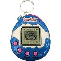 Virtual Pet Toy Animal Games Keyring Electronic Toys Nostalgic 90s Toy, Virtual Digital Pet Retro Handheld Game Machine…