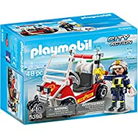Playmobil 5398 City Action Fire Quad