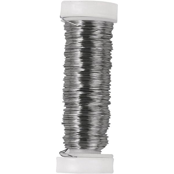 3mm /ø Silber matt Dose 200St/ück Rayher 14841606 Rocailles