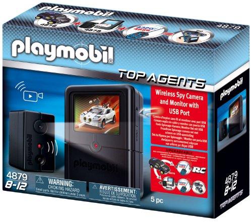 Preisvergleich Produktbild Playmobil 4879 - Spionage Kameraset