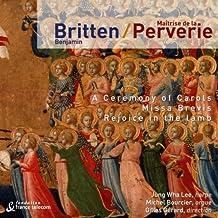 Missa Brevis, Op. 63: Benedictus