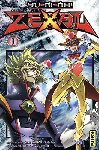 Yu-Gi-Oh! Zexal, tome 6
