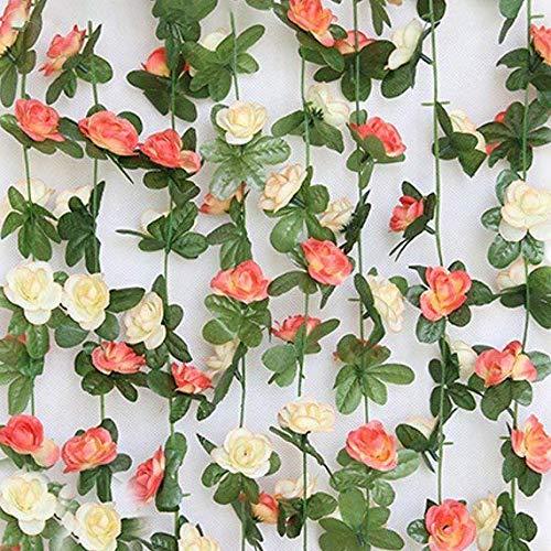 Sleipmon 8 Pack 65 FT Rose Garla...