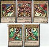 Yu-Gi-Oh! Exodia Komplett Set - Ultra Rare - 1.Auflage - Deutsch