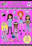 Galt-ga1004027-Creative Leisure-Girl Club-Book of Stickers