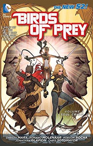 Birds of Prey Volume 5 TP (The New 52) (DC Comics: Birds of Prey)