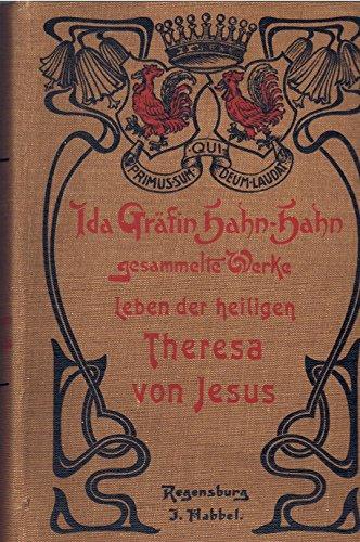 Vier Lebensbilder. (Ida Gräfin Hajn-Hahn Gesammelte Werke, 45. Band). Ein Papst, ein Bischof, ein...